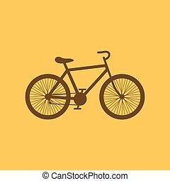 symbol fahrrad fahrrad vektor illustration suche clipart zeichnungen bilder und eps. Black Bedroom Furniture Sets. Home Design Ideas