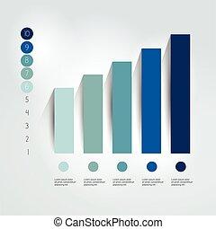 wohnung, tabelle, graph., einfach, editable., info, grafik,...