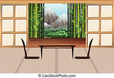 Stil japanisches zimmer stil cg japanisches bertragung rooms 3d - Japanisches wohnzimmer ...