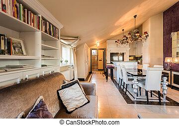 reizend altes zimmer haus essen englisches style. Black Bedroom Furniture Sets. Home Design Ideas