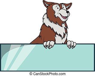 wolf, illustratie