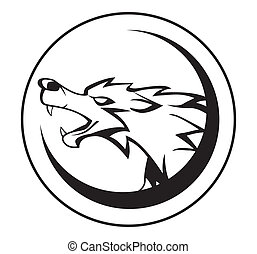 wolf, zeichen