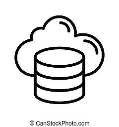 wolk, databank