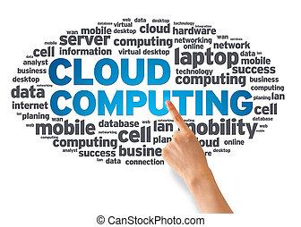 wolk, gegevensverwerking