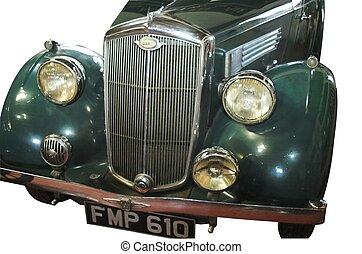 wolseley, årgång, klassisk bil