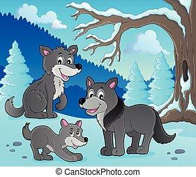 Wolves theme image 4