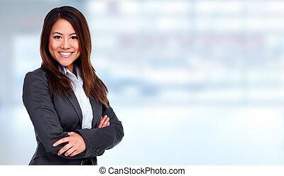 woman., ビジネス