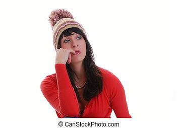 woman-cap