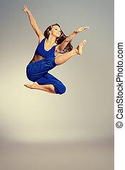 woman dancer