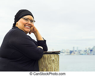 Woman Enjoys Lifestyle Post-Surgery