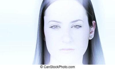 Woman feeling sadness