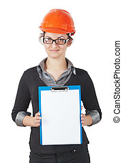 woman foreman