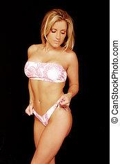 Woman in Bikini 2