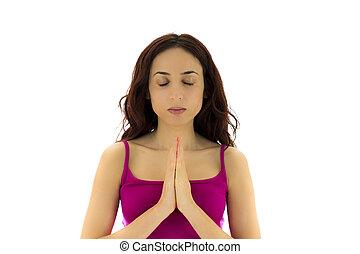 namaste pose images and stock photos 2482 namaste pose