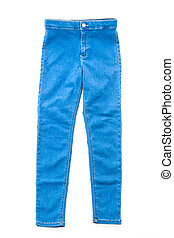 Woman jeans and pants