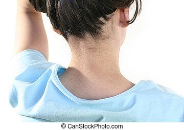 neck - woman neck