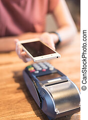 paying with NFC technology