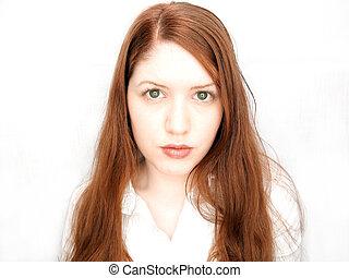 woman posing II