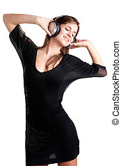woman, tanzt