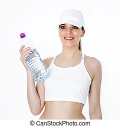 water after sport