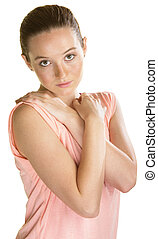 Woman with Crossed Arms