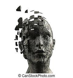 Woman\'s mind