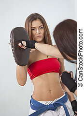 fitness punching training