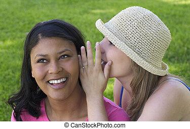 Women Friends - Women