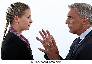 Women hypnotizing men