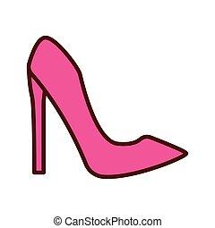 women shoe heel fashion flat style icon