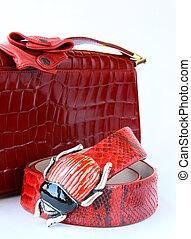 Women's Accessories red bag