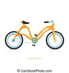 Womens Bike Two