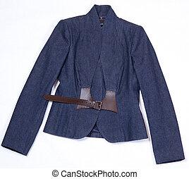 women\'s, chaqueta mahón