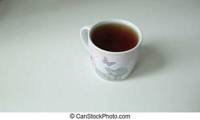 Women's cup of tea