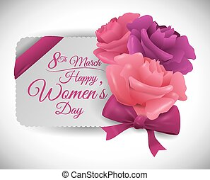 womens day design, vector illustration eps10 graphic