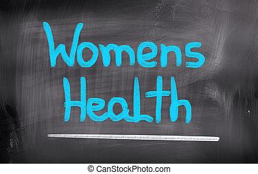 Womens Health Concept