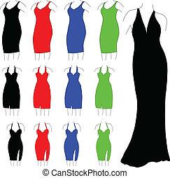 womens, jurken, formeel