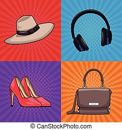 womens, moda, cobrança