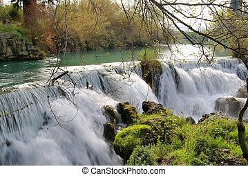 Wonder Falls - Wonderful waterfalls in Turkey.