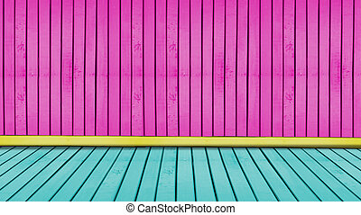 house wall. - wonderful color wooden house wall.