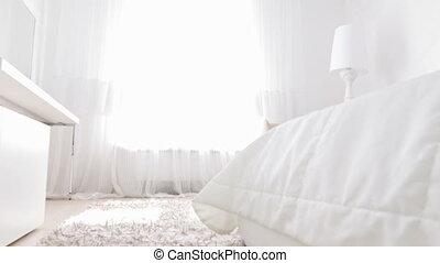 Wonderful interior of bedroom