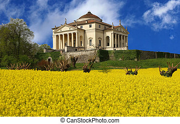 Wonderful palladian Villa called LA ROTONDA in Vicenza 10 -...