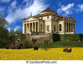 Wonderful palladian Villa called LA ROTONDA in Vicenza 7 -...