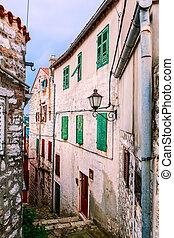 Wonderful romantic old town of Rovinj