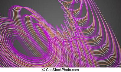 Wonderful video animation, loop - Wonderful video animation...