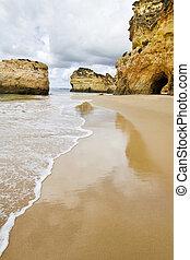 Wonderfull Portuguese beach