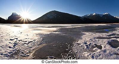 wonderland, rochoso, inverno
