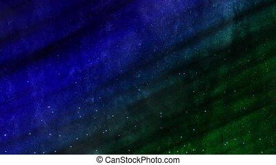 Wondrous Loop Blue-Green