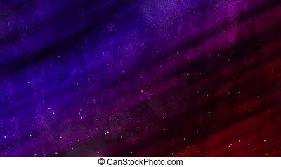 Wondrous Loop Purple-Red