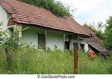 woning, in, kroatië